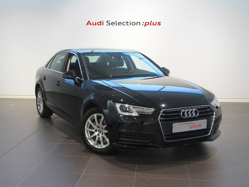 Coche de ocasión audi a4 2.0 tdi 110kw150cv advanced edition