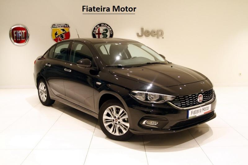 fiat tipo 1 3 easy 70kw 95cv diesel multijet ii diesel del 2017 con 15529 km en a coru a. Black Bedroom Furniture Sets. Home Design Ideas