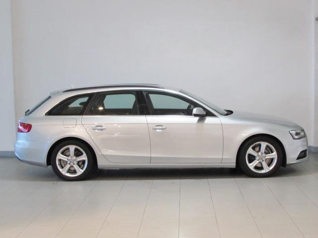 Coche de ocasión audi a4 avant 2.0 tdi 150 quattro advanced edit