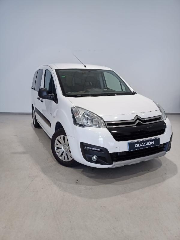 Coche de ocasión citroen berlingo multispace feel bluehdi 100