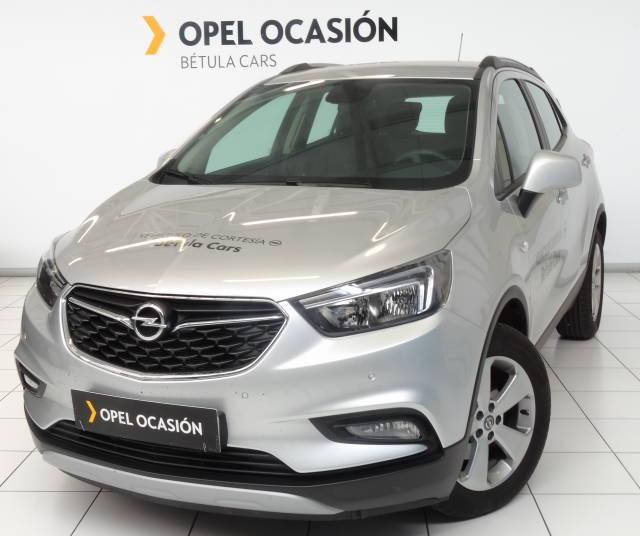 opel mokka x 1 4 t 103kw 4x2 ss design line gasolina del. Black Bedroom Furniture Sets. Home Design Ideas