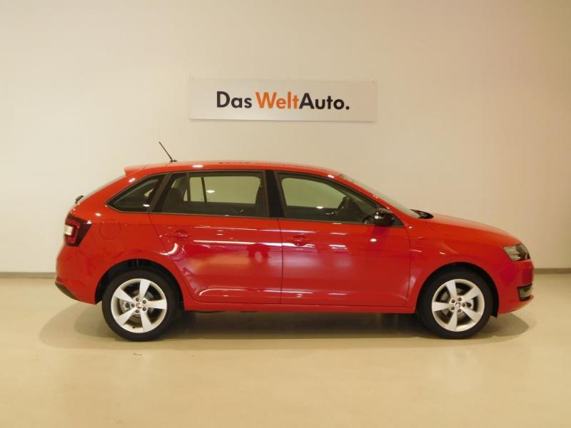 Coche de ocasión skoda spaceback 1.4 tdi cr 66kw 90cv like spaceback