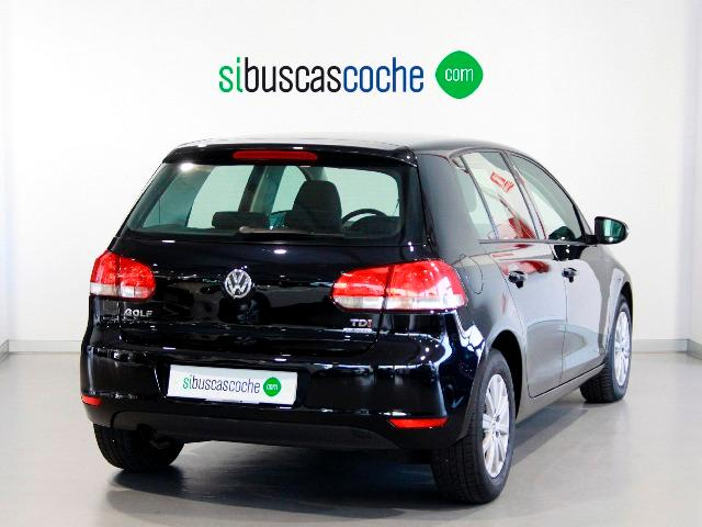 Coche de ocasión volkswagen golf 1.6 tdi 105cv advance rabbit bmt