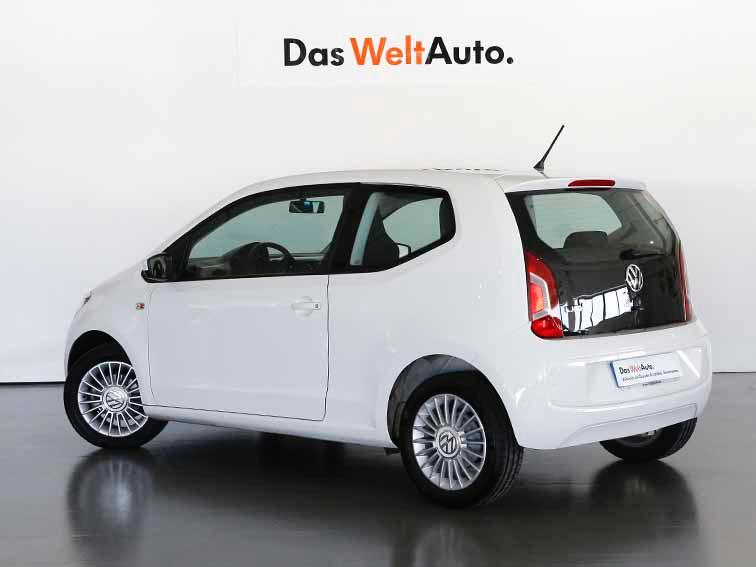 Coche de ocasión volkswagen up! high up 1.0 60cv