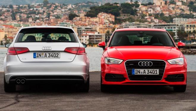 Audi A3 Sportback: La versión mejorada del Audi A3