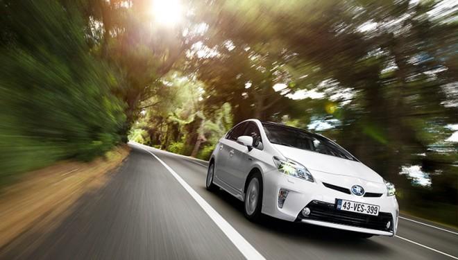 Toyota Prius, el éxito de un híbrido