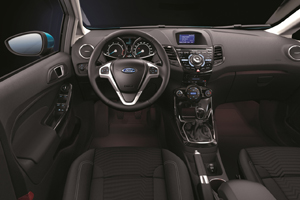 Ford Fiesta, coche segunda mano