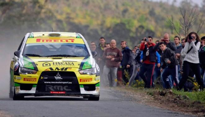 Arrancan los motores del 50º Rally Rías Baixas