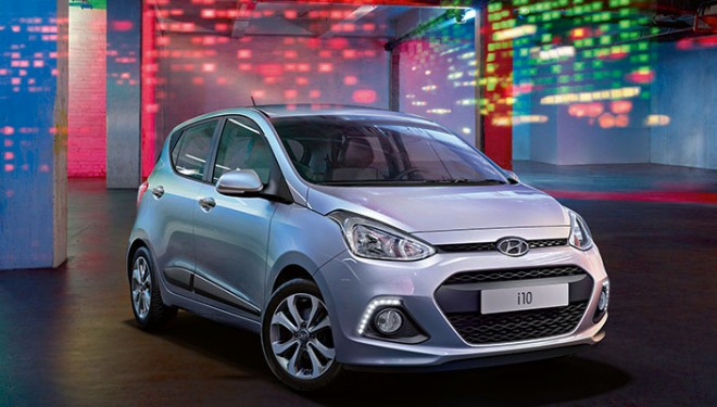 Hyundai i10, práctico y moderno