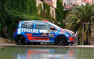 Rally de Ourense 2014, coche ocasión