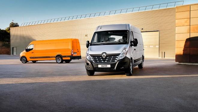 Nuevo Renault Master: el compañero perfecto para trabajar
