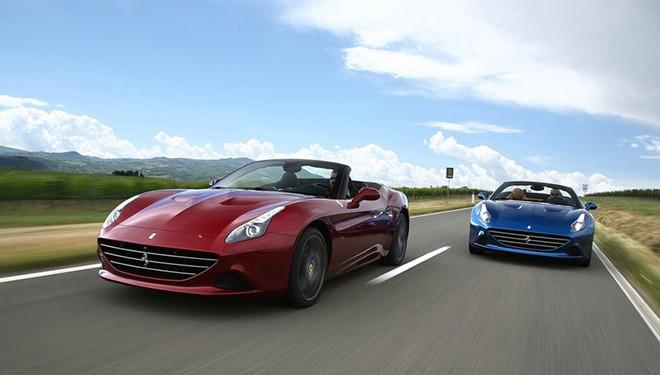 Nuevo Ferrari California T, un clásico adaptado a los nuevos tiempos