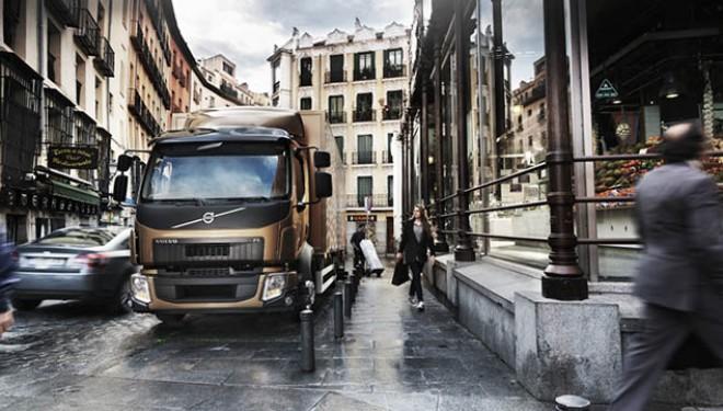 El nuevo Volvo FL admite 200 kg más de carga