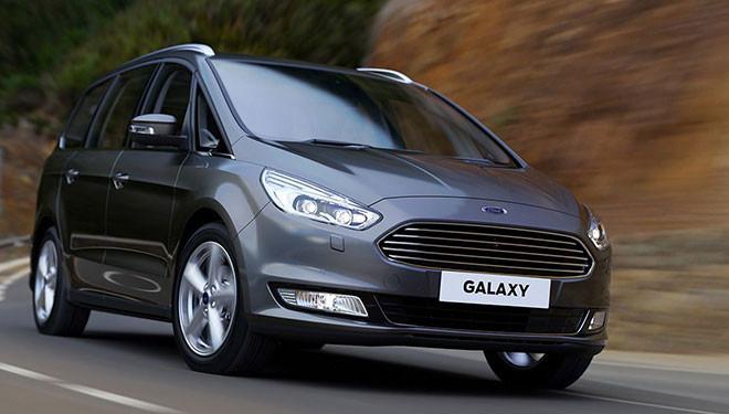 Ford Galaxy 2015, mejorado