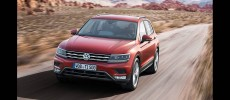 Volkswagen Tiguan 2016, directo a la cima