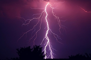 Conducir durante una tormenta de verano | Sibuscascoche.com