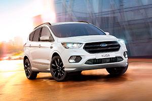 coche Ford ocasión