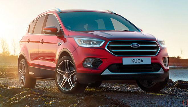 Ford Kuga, deportivo por fuera y compacto por dentro