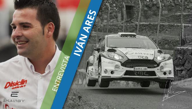"""Iván Ares: """"Con la retirada de los Porsche, si no fallan los Mitsubishi es casi misión imposible lograr una victoria"""""""