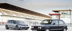 ¡Volkswagen celebra los 40 años del Golf GTI!