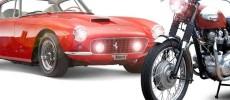 El Salón Retro Galicia de Vigo incluirá un homenaje a Ferrari