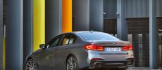 Nuevo BMW Serie 5, la exclusividad llevada al extremo