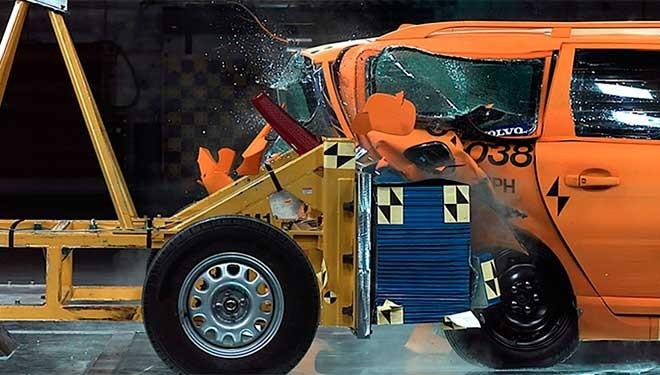 La seguridad y las pruebas de choque en los coches antiguos