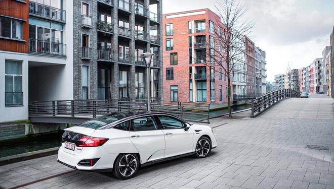 Honda Clarity Fuel Cell, el cero emisiones definitivo