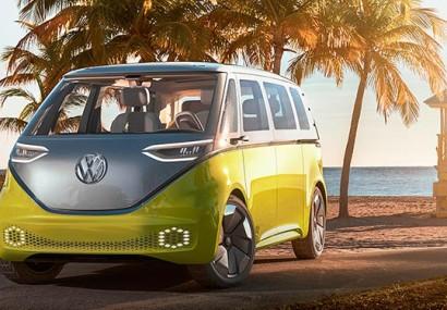 Volkswagen I.D. Buzz: máximo confort y espacio