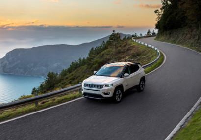 Déjate llevar por el nuevo Jeep Compass