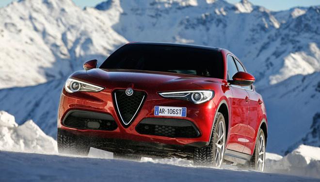 Alfa Romeo Stelvio, el SUV más esperado