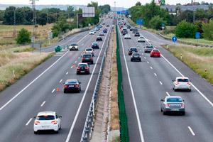 Información carreteras en tiempo real, comprar coche