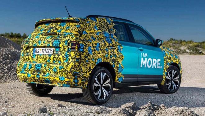 Descubre el Volkswagen T-Cross, el hijo pequeño de la familia SUV