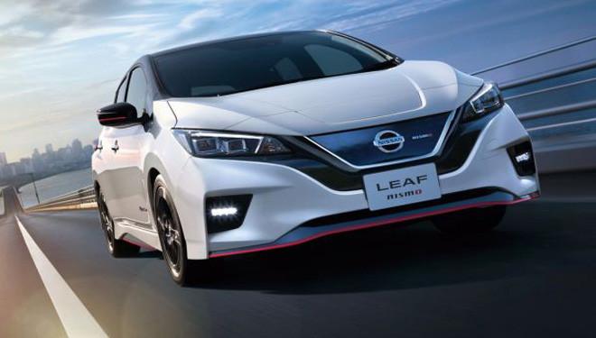 Conoce al Nissan Leaf Nismo, un sorprendente eléctrico deportivo