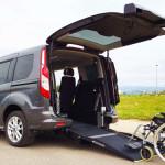 coches adaptados silla de ruedas, coche de ocasión