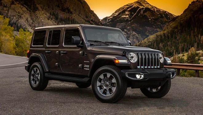 Nuevo Jeep Wrangler, esencia 4×4 en estado puro