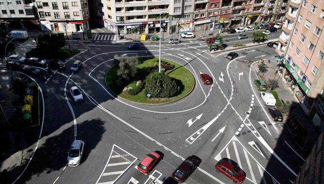 ¿Sabemos circular correctamente por una rotonda?