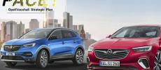 Opel PACE habrá lanzado 8 nuevos modelos para 2020