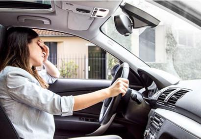 La agresividad al volante potencia los accidentes con víctimas