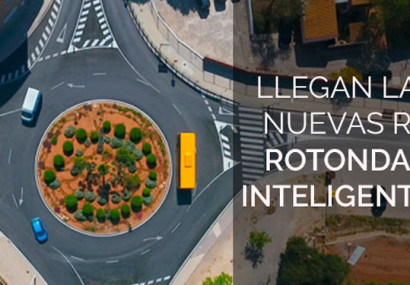 Las nuevas rotondas inteligentes están en camino