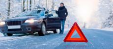 ¡Cuida tu coche en invierno!