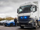 Galicia estrena los nuevos camiones y furgonetas camuflados de la DGT