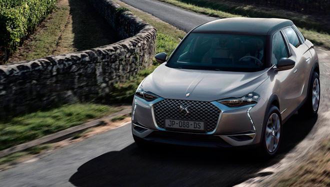 DS3 Crossback 2019, nuevo icono de SUV y eléctrico