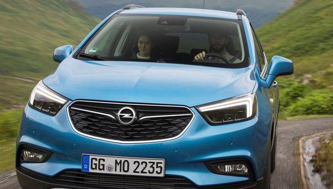 Opel Mokka X Turbo GLP, uno de los SUV urbanos más ecológico