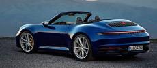 Porsche 911 Cabriolet 2019, al descubierto