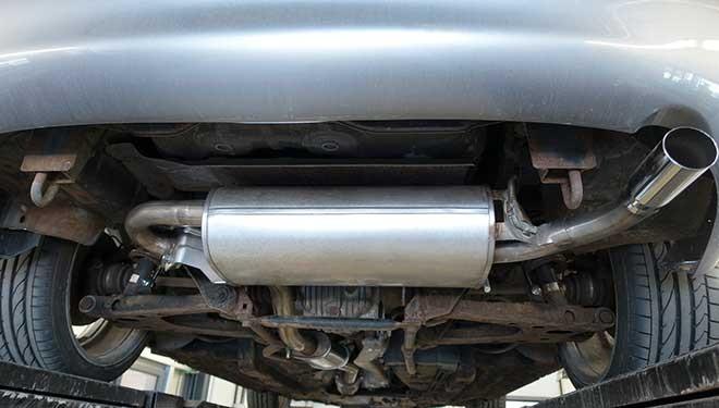 ¿Conoces la función del catalizador de tu coche?