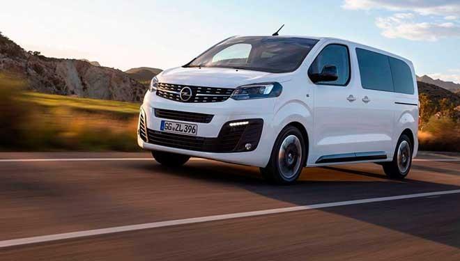 Opel Zafira Life, la cuarta generación de un clásico