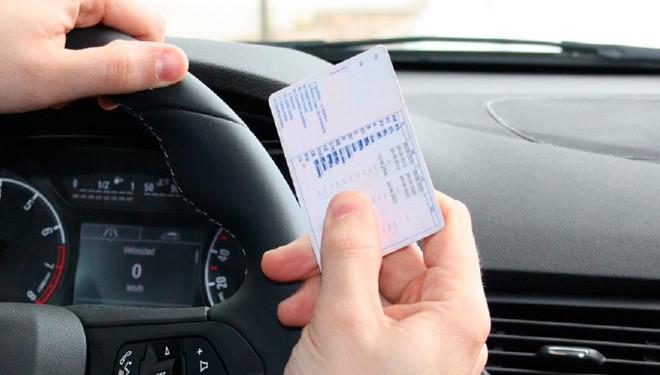 Nuevas notificaciones para la renovación del carné de conducir