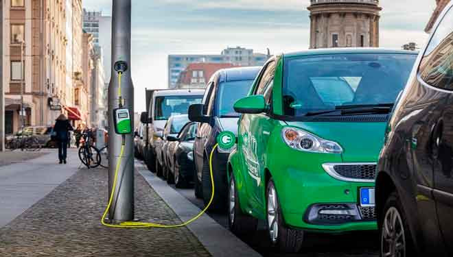 concesionario galicia, coches eléctricos
