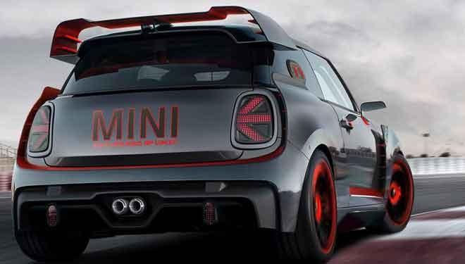 Mini John Cooper Works GP 2020, primeros detalles